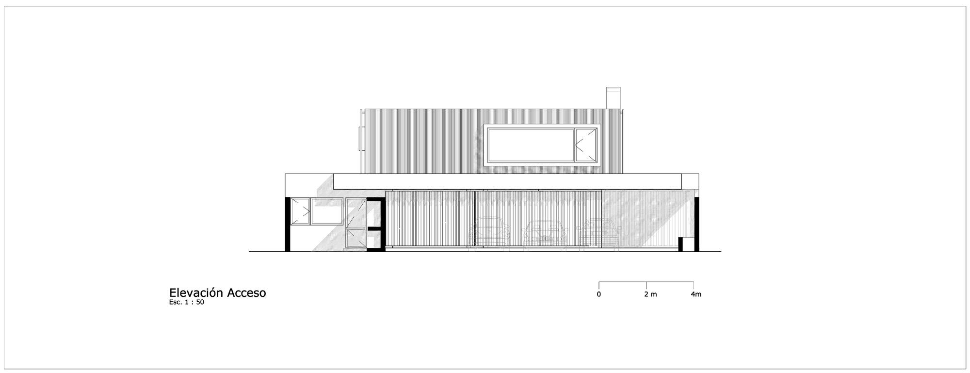 Galer a de casa m laga prietoschaffer arquitectos 18 - Arquitectos interioristas malaga ...