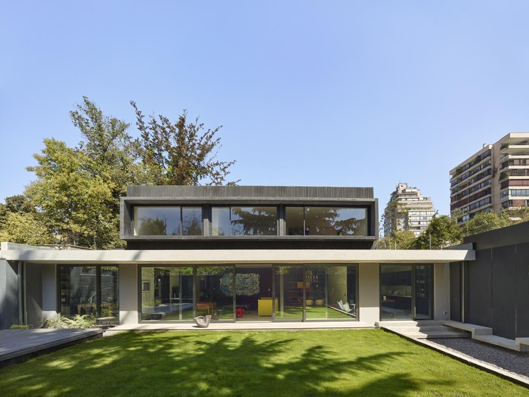 Casa Málaga / Prietoschaffer arquitectos, © Roland Halbe