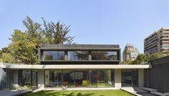 Casa Málaga / Prietoschaffer arquitectos