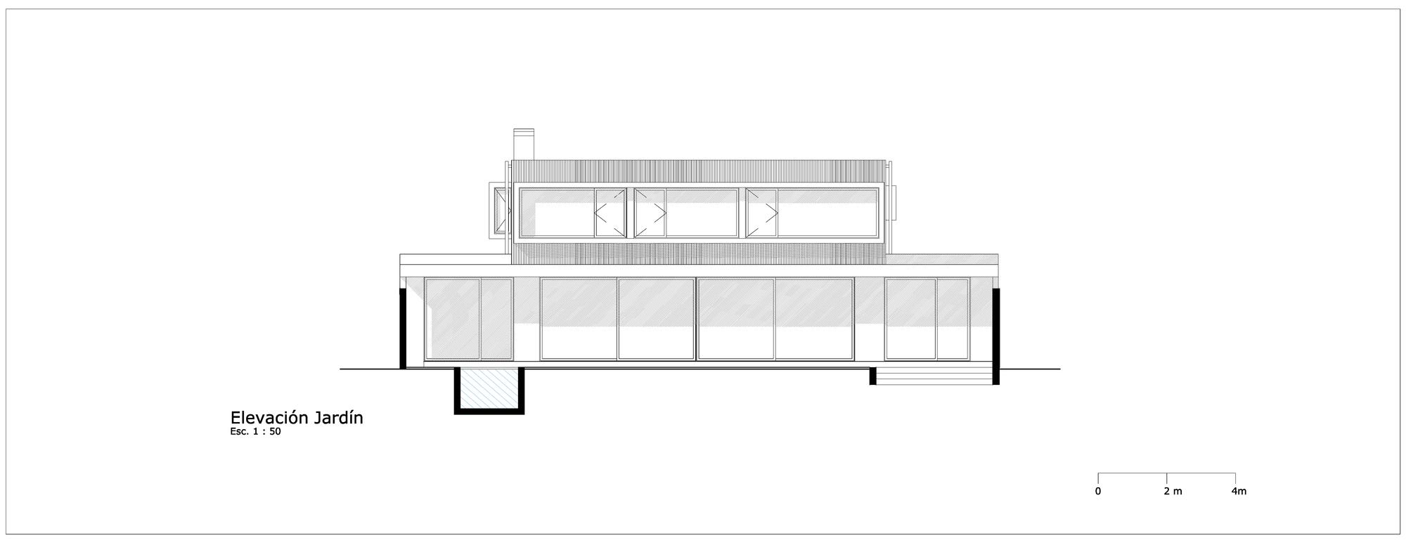 Galer a de casa m laga prietoschaffer arquitectos 17 - Arquitectos interioristas malaga ...