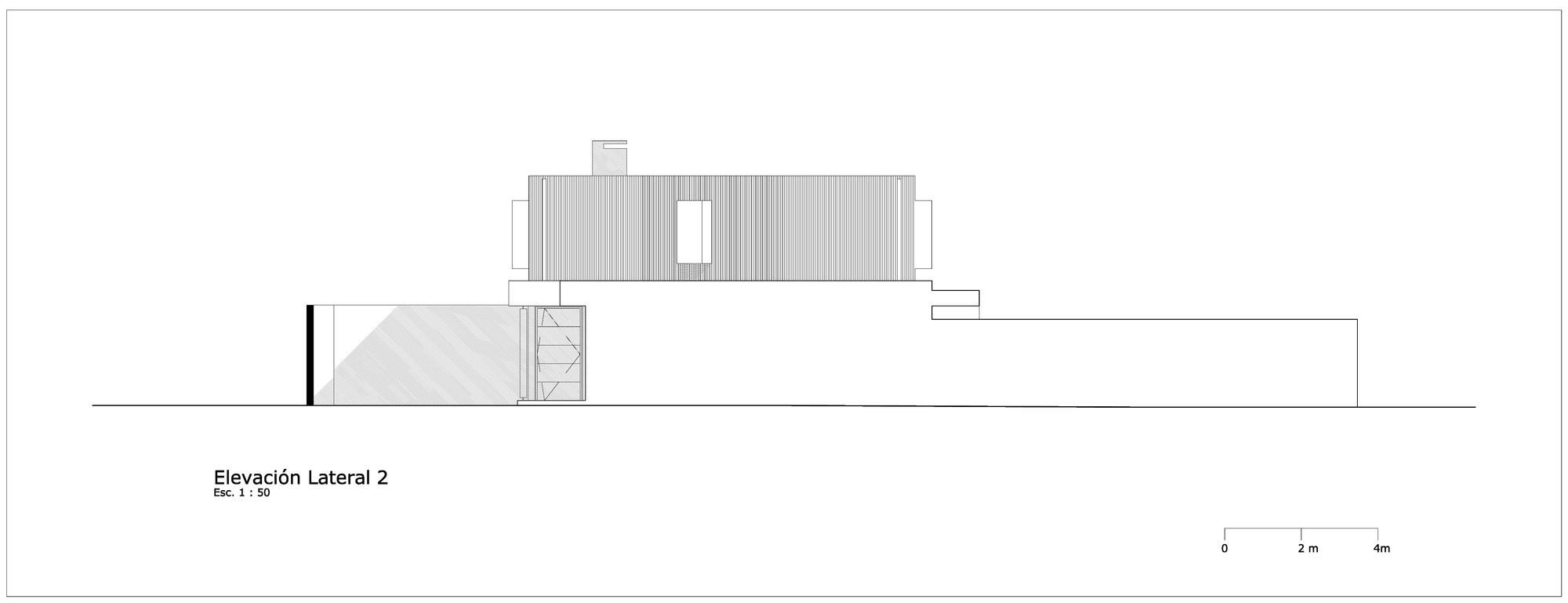 Galer a de casa m laga prietoschaffer arquitectos 16 - Arquitectos interioristas malaga ...
