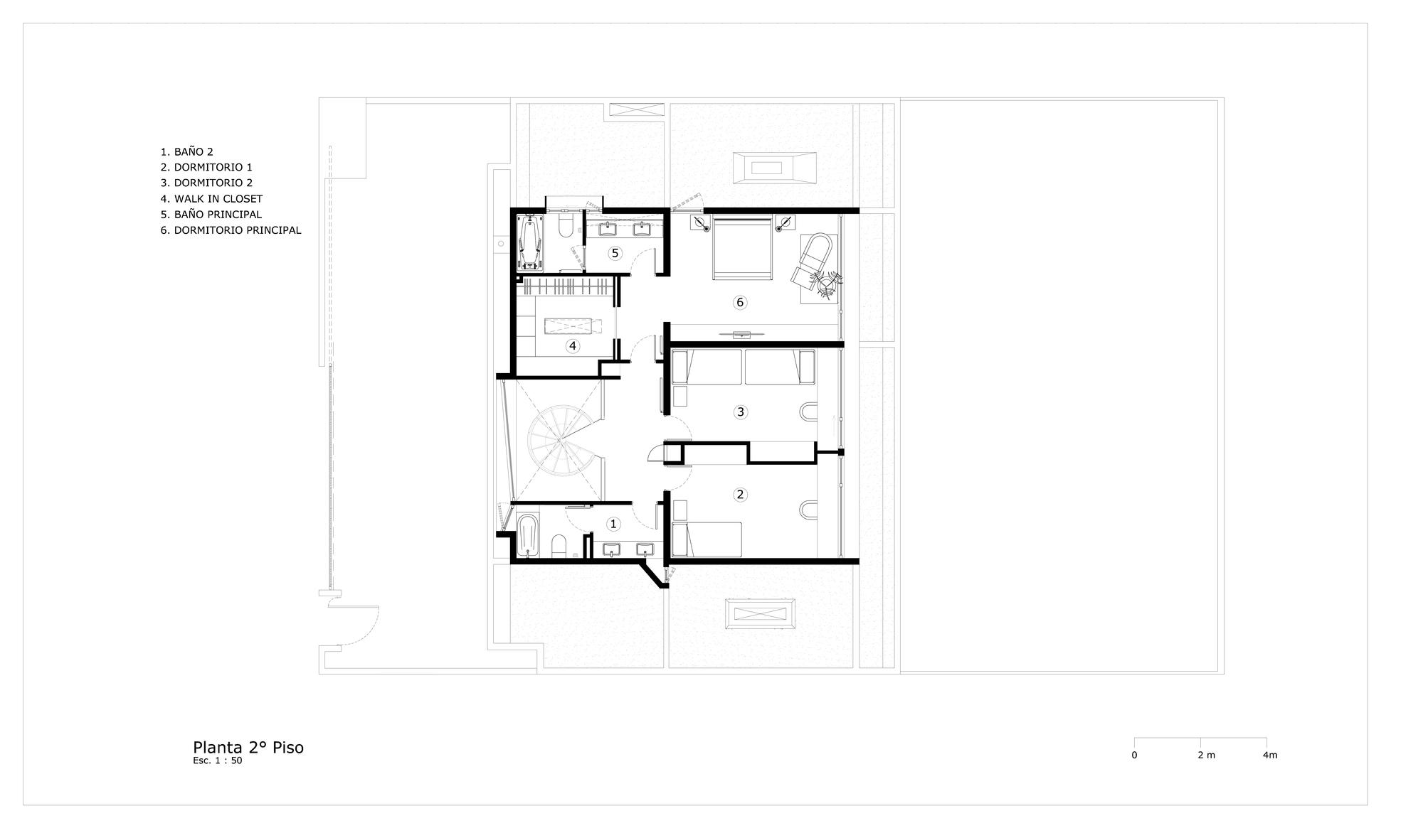 Galer a de casa m laga prietoschaffer arquitectos 13 - Arquitectos interioristas malaga ...