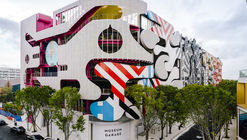 Miami Museum Garage / WORKac + Nicolas Buffe + Clavel Arquitectos + K/R and J. MAYER. H.