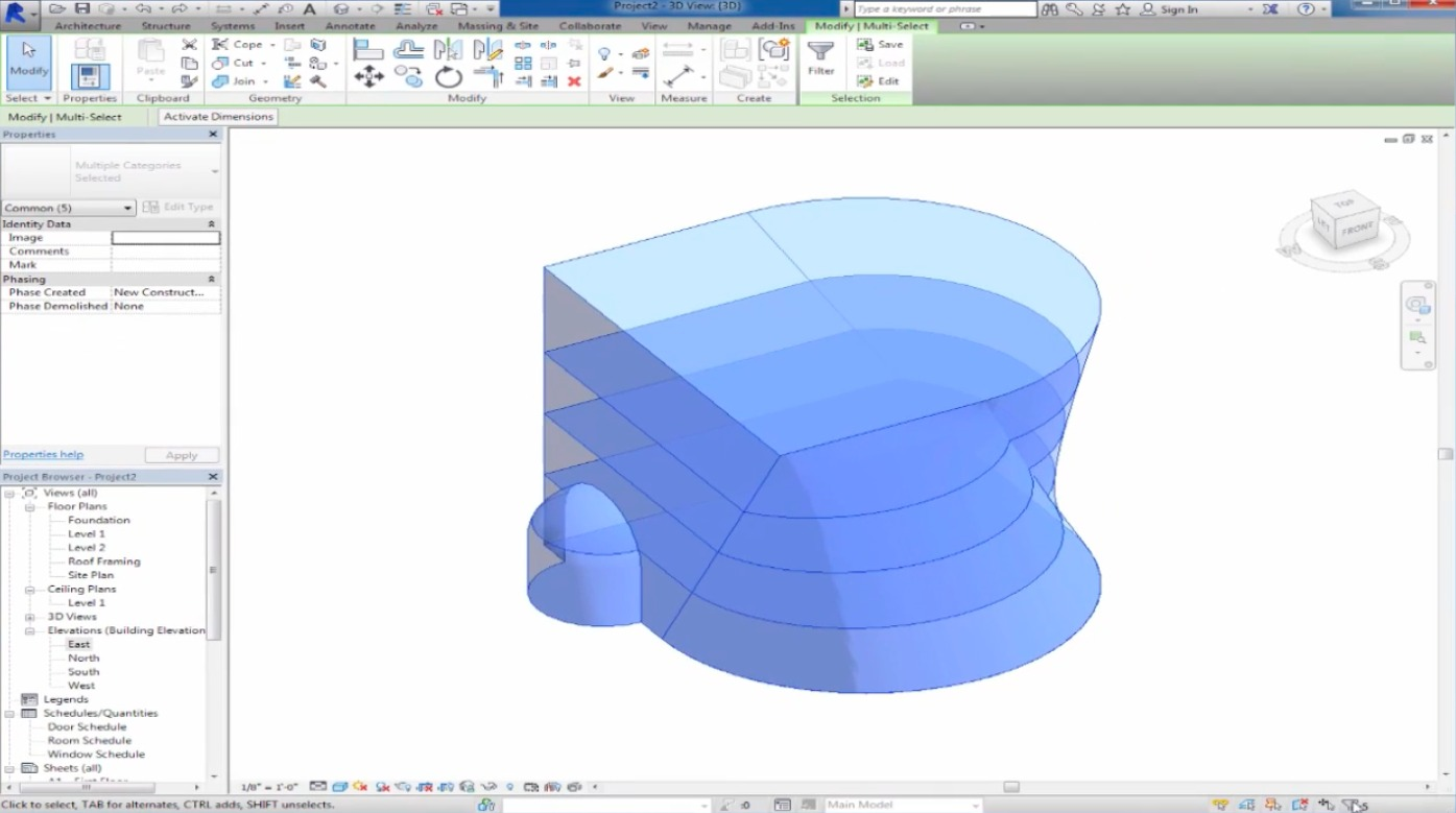 Gallery of Online Revit Courses for Beginners and Experts - 2