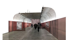 AGi architects, segundo lugar en concurso del Centro de Arte de las Arquerías de Nuevos Ministerios