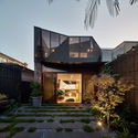 K2 House / FMD Architects © Peter Bennetts