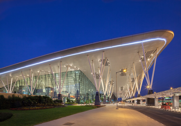 Kempegowda International Airport / HOK, © Sam Fentress