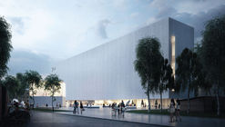 """IMPLMNT Highlights """"Connection and Transformation"""" in Award-Winning Proposal for New Lithuanian Cultural Center"""