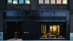 Squarespace Offices / A+I
