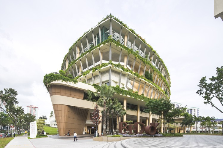 Heartbeat@Bedok / ONG&ONG Pte Ltd, Courtesy of ONG&ONG Pte Ltd