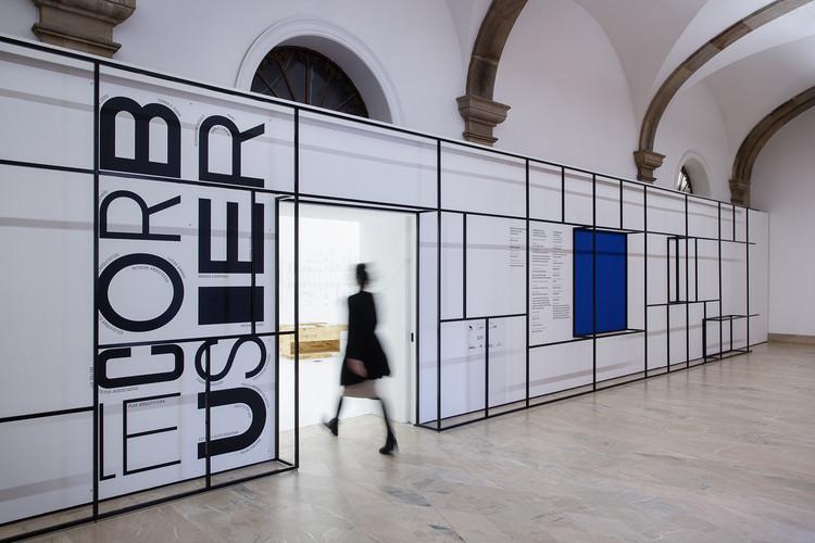 """Exposição """"Experimentando Le Corbusier"""" - reinterpretando os cânones modernos, © André Klotz"""