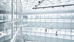 Shanghai Baoye Center Interior / LYCS Architecture
