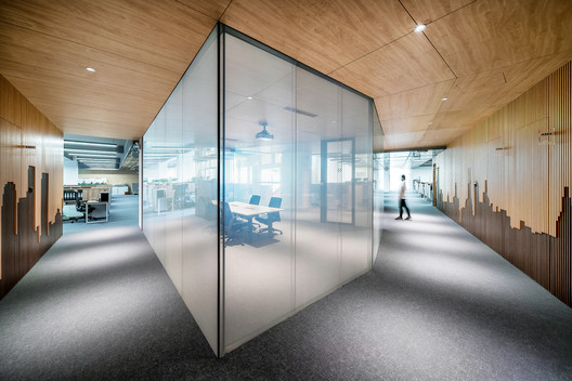 Meeting Room. Image © Qingshan Wu