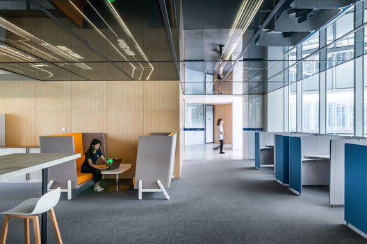 Open Offices. Image © Qingshan Wu