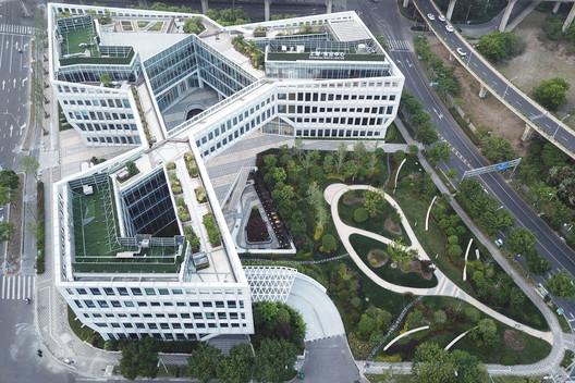 Aerial View. Image © Baoye Group