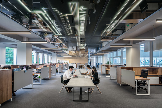 Offices. Image © Qingshan Wu