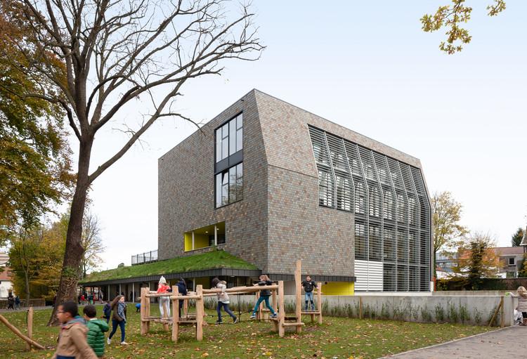 School Hoek / ebtca architecten, © Dennis De Smedt