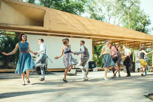 Stage Dnipro, Ukraine / STAGE CLIEHA community. Image Courtesy of Katerina Kovacheva
