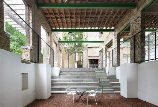 PC Caritas, Melle, Belgium / architecten de vylder vinck taillieu and BAVO. Image Courtesy of Filip Dujardin