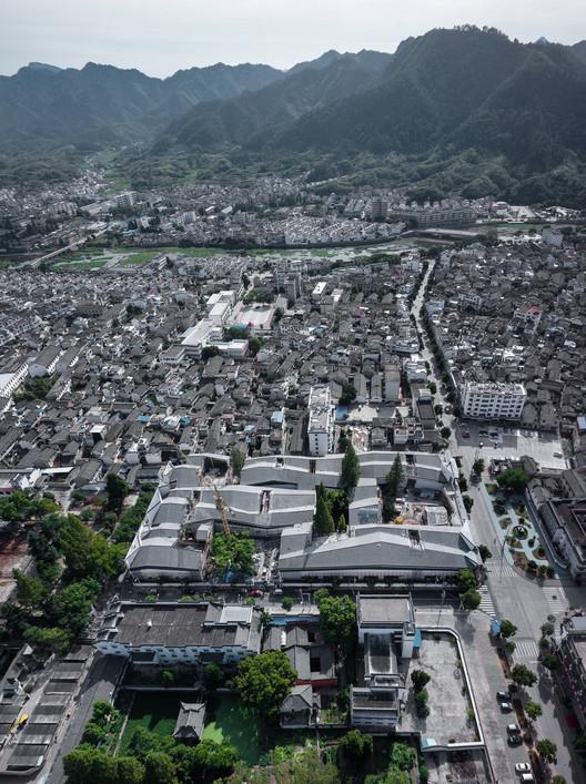 Aerial view. Image © Zhe Li