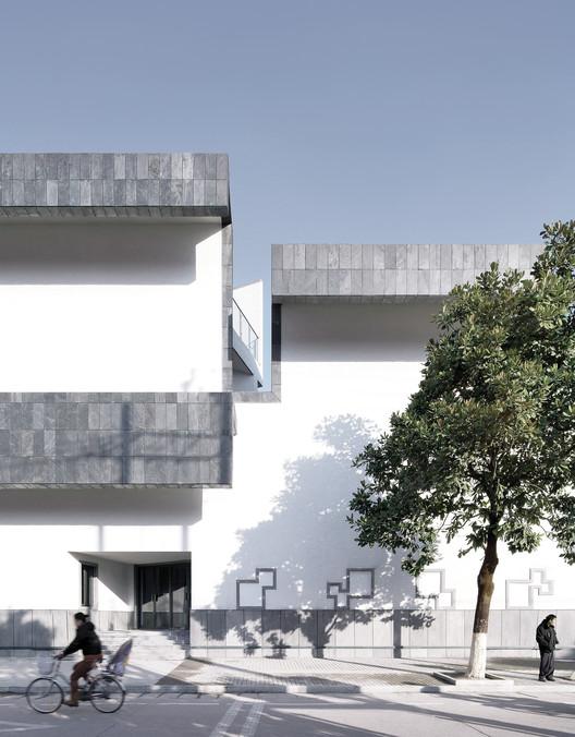 South facade. Image © Zhi Xia