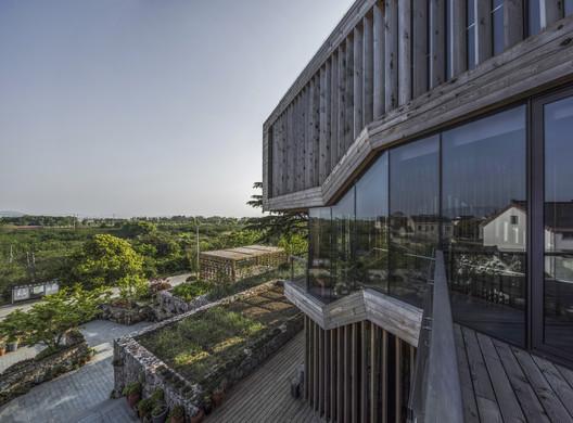 Terrace view. Image © Kun Zhang