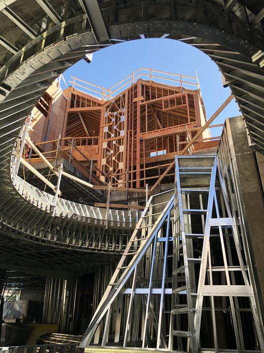 Interior. Image Courtesy of MAD Architects