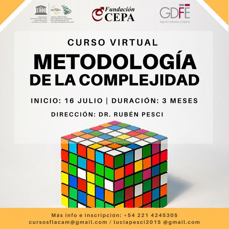 Curso Virtual Metodología de la Complejidad