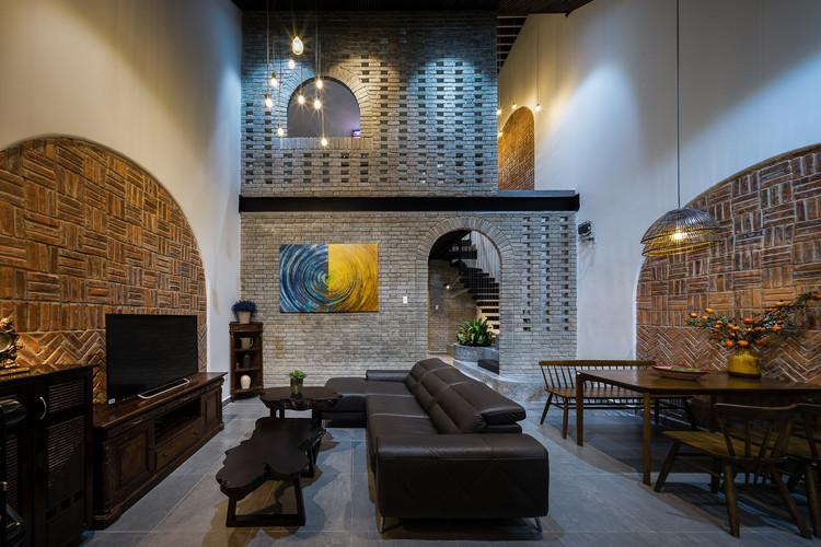 Cozy House / Hinzstudio, © Quang Tran