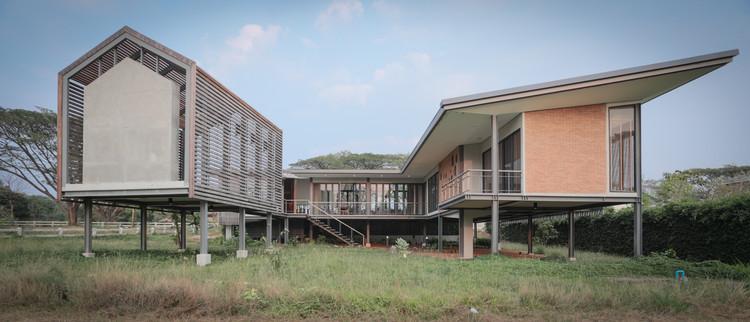 Baan Loy Lom / PO-D Architects, © Phahonchai Premjai