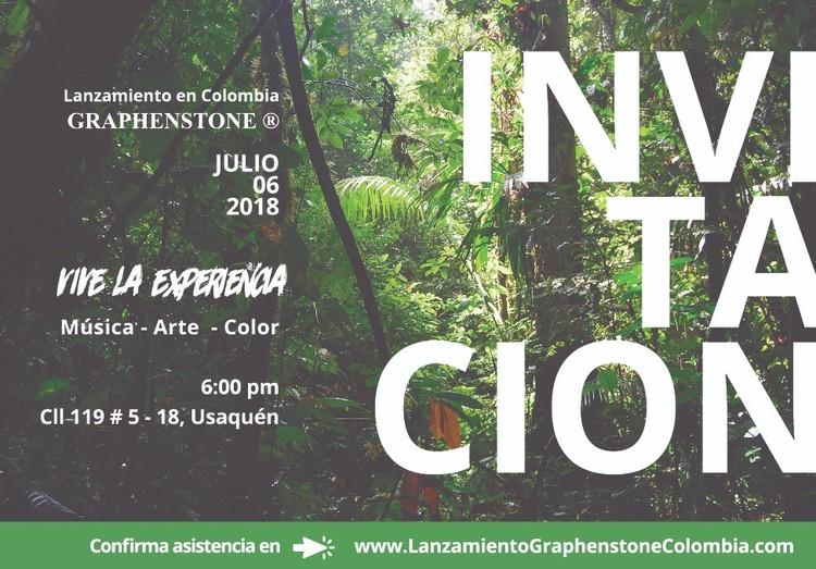 Lanzamiento en Colombia de Graphenstone Pinturas Ecológicas, Latinstorehouse