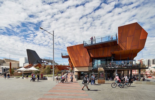 Yagan Square / Lyons Architects + iredale pedersen hook architects + ASPECT Studios
