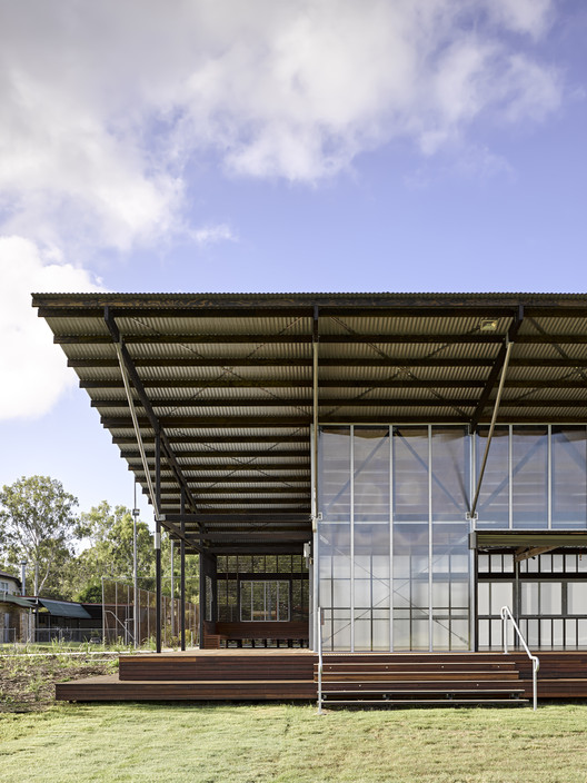Curra Community Hall   / Bark Design Architects, © Christopher Frederick Jones