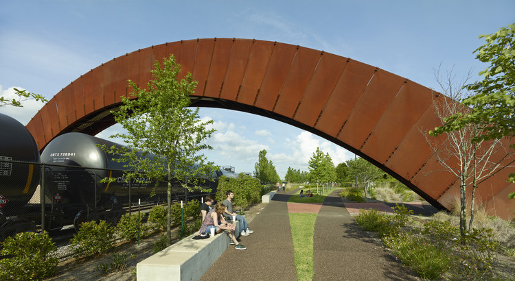 Crescent Park / Eskew+Dumez+Ripple, © Timothy Hursley