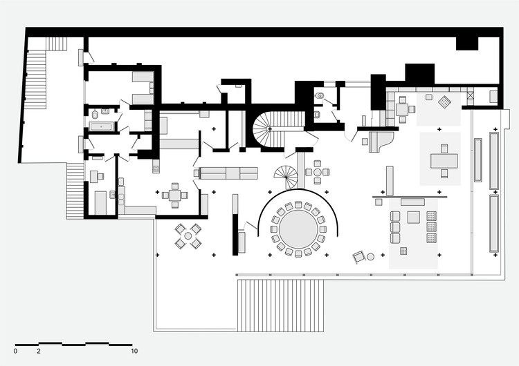 Learn About Open Floor Plans Via These 6 Iconic Residences Archdaily