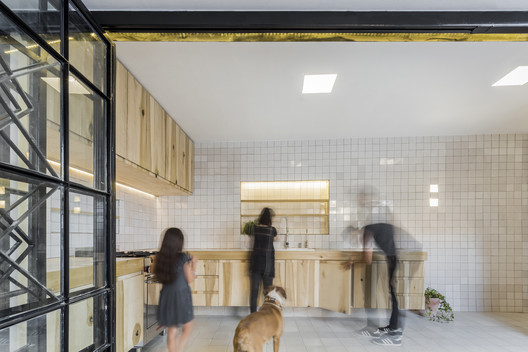 Casa DF / Delfino Lozano. Image © César Béjar