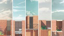 Casas de patio inter-calado: propuesta colombiana para mejorar la vivienda social en Lima, Perú