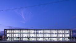 Universidade Anhembi Morumbi |  São José dos Campos Campus / KAAN Architecten + URBsp Arquitetura