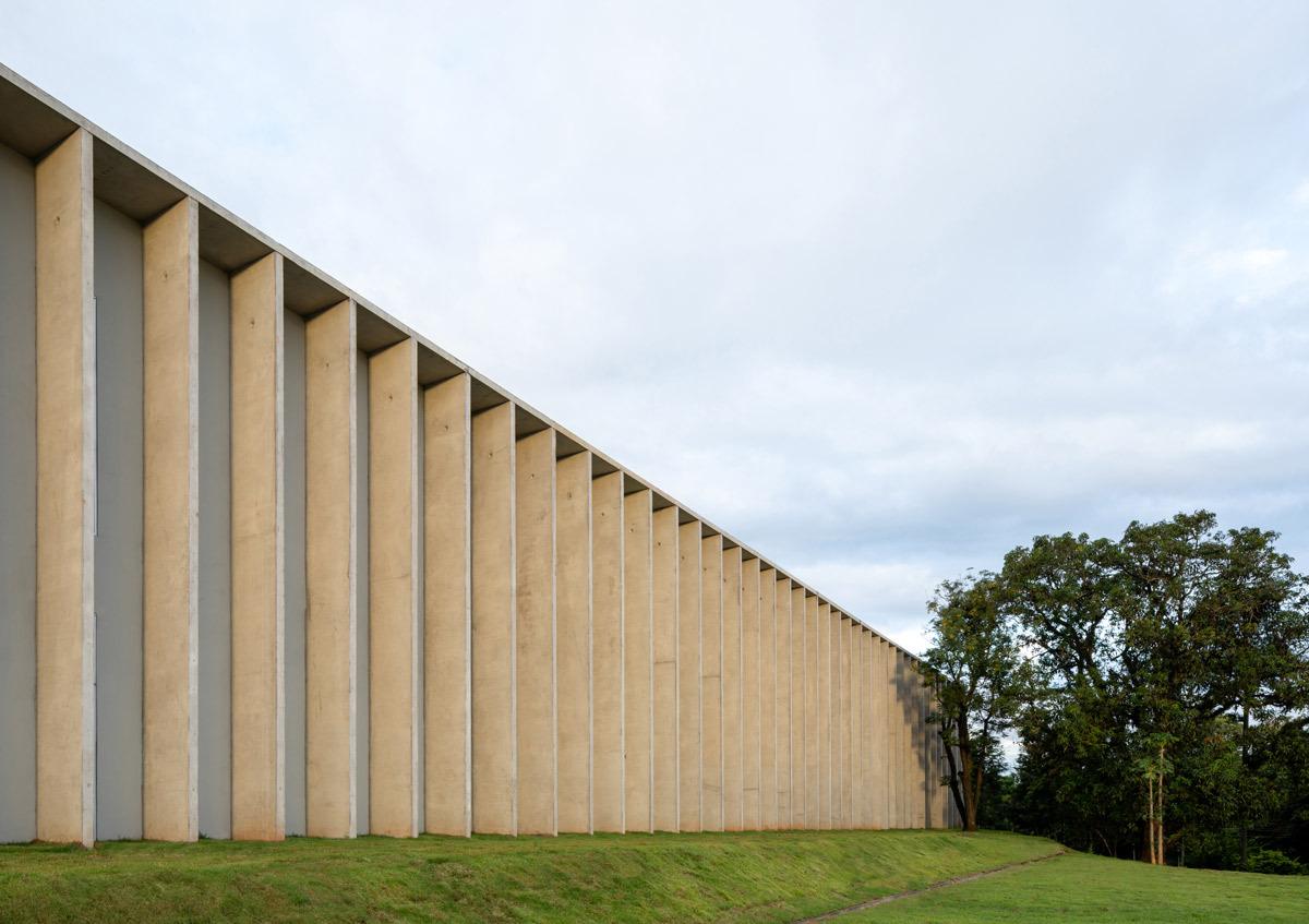 Universidade Anhembi Morumbi   Campus Piracicaba / KAAN Architecten + URBsp Arquitetura