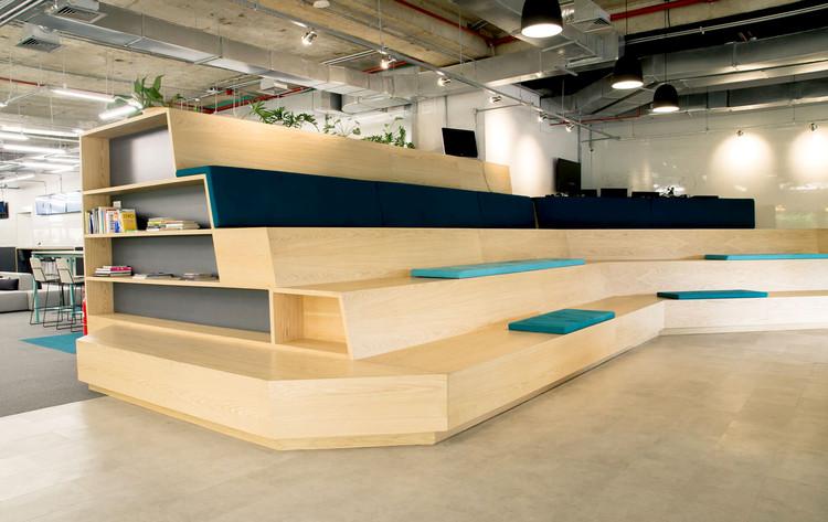 Escritório RJ / MM18 Arquitetura + Fabiane Sakai, © Luisa Breier