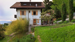 House ERG / Ralph Germann architectes