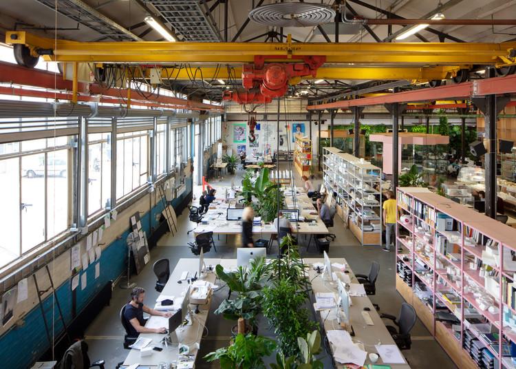 Escritórios de arquitetura dos Países Baixos, pelas lentes de Marc Goodwin, Studioninedots. Imagem © Marc Goodwin