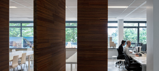 Barcode Architects. Image © Marc Goodwin