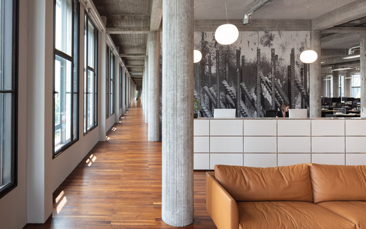 KAAN Architecten. Image © Marc Goodwin