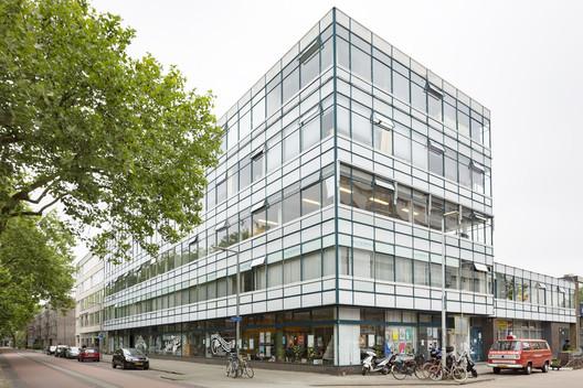 MLA+ BV and Maccreanor Lavington Architects BV. Image © Marc Goodwin