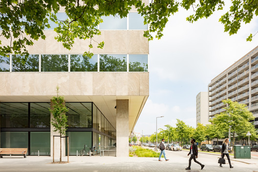 The Office for Metropolitan Architecture. Image © Marc Goodwin