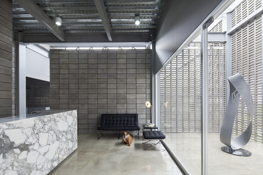 Corporativo Dunza / Morari Arquitectura + JAA. Image © Documentación Arquitectónica