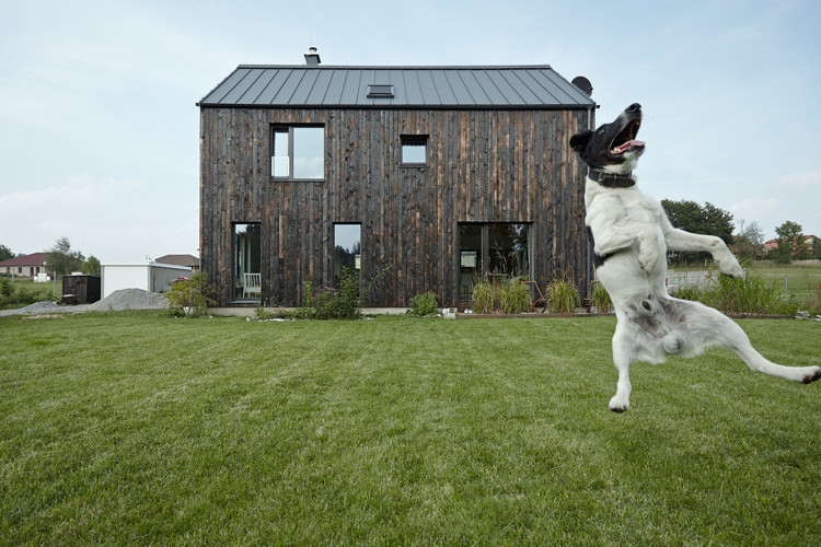Architecture Photos That Show Good Design Goes with Good Boys, Casa Dox / Mjölk architekti. Image © BoysPlayNice