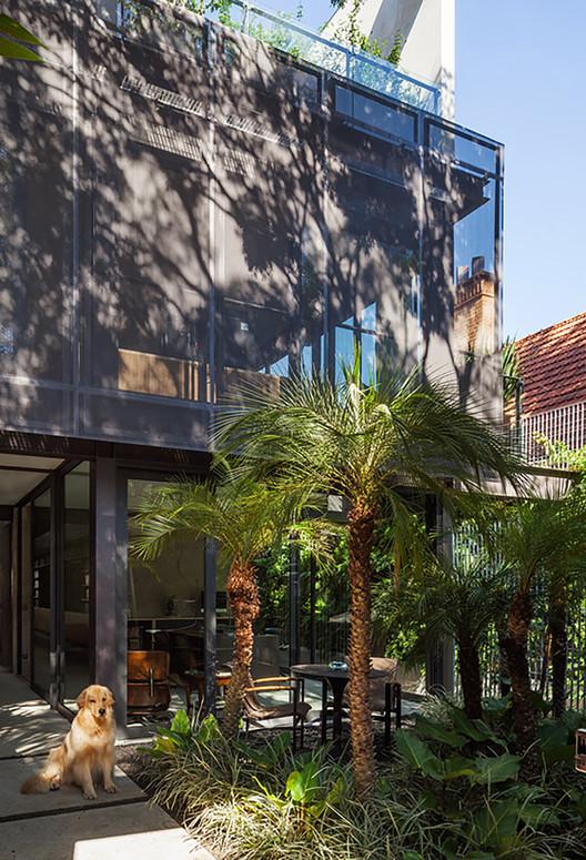 Jardim Paulistano House / GrupoSP. Image © Nelson Kon