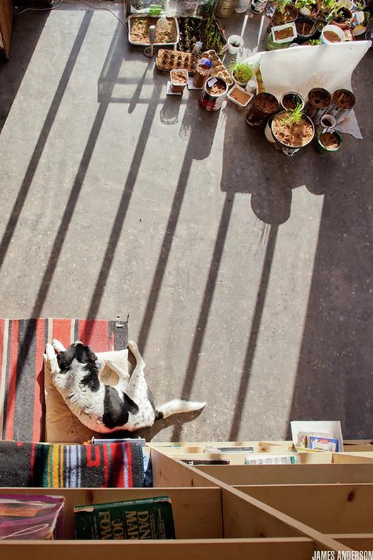 esidencia Nakai / DesignBuildBLUF. Image © Scott Zimmerman